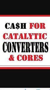 catalytic converter sellers wanted!