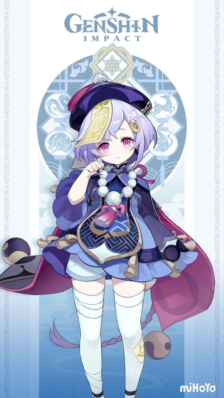 Character QIQI North-America