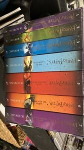 New jk Rowling Harry Potter the complete collection