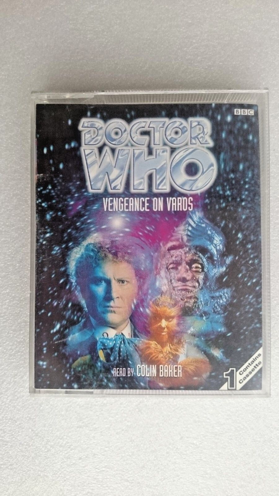 Doctor Who: Vengeance on Varos by Philip Martin (Audio cassette, 1997)