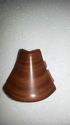 PLUS BB339POF Laminatleisten Aussenecke GetaLit Fach 11B02  Winkel Bahr