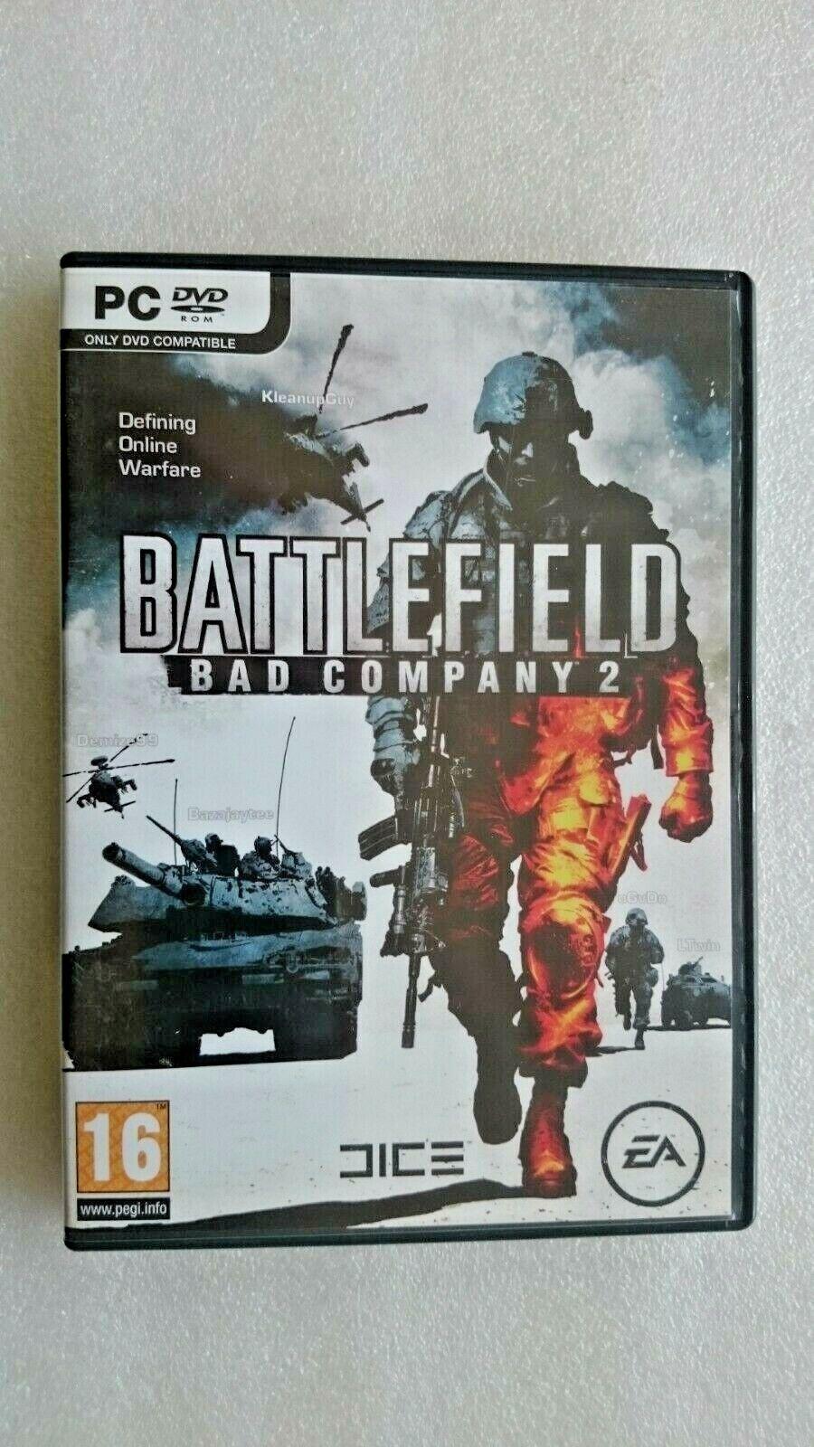 Battlefield : Bad Company 2 (PC: Windows, 2010)
