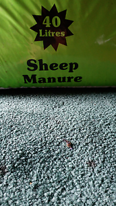 Sheep manure Baldivis Rockingham Area Preview