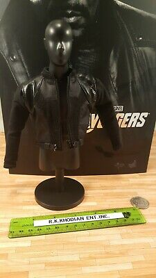 Hot Toys MMS169 Marvel Avengers 1/6 scale Nick Fury action Figure