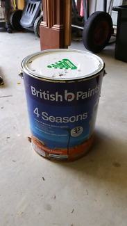 Woodland grey paint new tin
