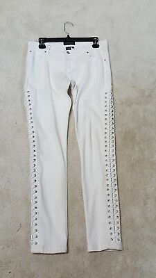 Venus The Goddess (VENUS Sz 6 The Goddess Fit Denim White Skinny)
