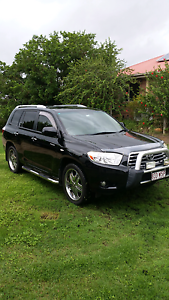 2008 Toyota Kluger Grande Boonah Ipswich South Preview