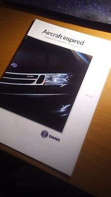 SAAB Range Brochure 1993  9000CD & CS, 900