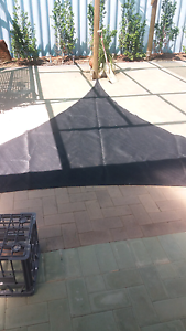 shade sails triangle aprox 3 x 3 x 3 Beechboro Swan Area Preview