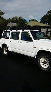 1996 Nissan Patrol Wagon Wynnum Brisbane South East Preview