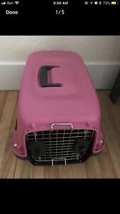 Small dog/cat crate!