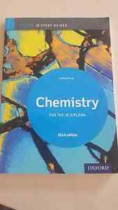 Chemistry for the IB DIPLOMA Brookwater Ipswich City Preview