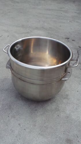 Stainless steel 50 quart mixing bowl - NEW