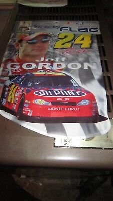 Nascar Garden Flag (NASCAR-Jeff Gordon.-Garden Flag-18