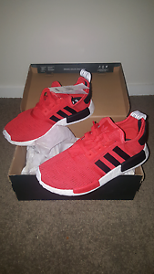US 10 Adidas NMD R1 Core Red & Core Black Hawthorn Boroondara Area Preview