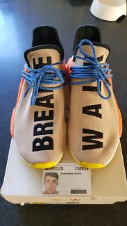 Adidas Pharrell NMD HU Trail size 10