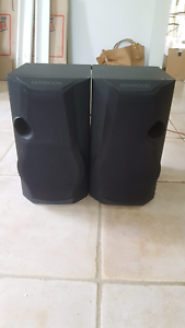 Kenwood speakers Shellharbour Shellharbour Area Preview