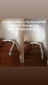 Stairlift Installs Service & Removals[Acorn Stair Lift Chairlift