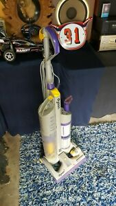 Dyson upright vacuum cleaner