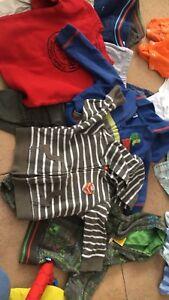 Lot de vêtements garçon 6 mois (25 morceaux)