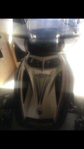 Skidoo gtx 500ss sport