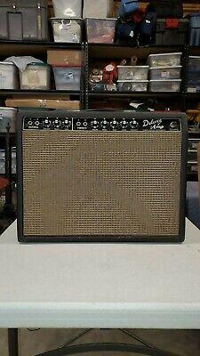 Fender 1965 Deluxe Amplifier (non reverb)