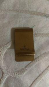 Nixon Golden money clip