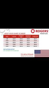 Rogers promotional plan