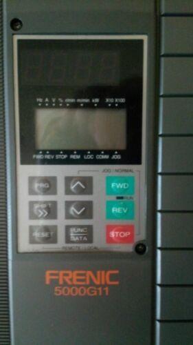 FUJI ELECTRIC FRENIC FRN11G11S-4EN VFD Inverter