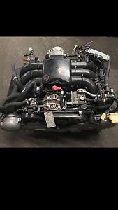 Subaru Legacy and Outback and Tribeca H6 engine 06/09