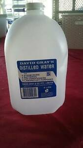 4 litre distilled water bottles