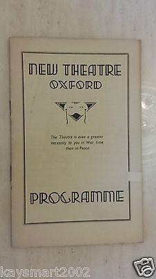 1940 Theatre Programme  FULL HOUSE - Zena Dare, Phyllis Dare, Heather Thatcher