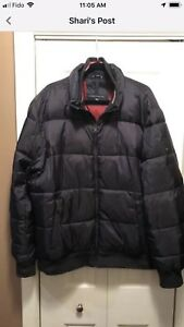 Tommy Hilfiger Puffy Coat. Under 1 year old