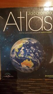 Jacaranda Atlas For the Australian Curriculum 8th Edition