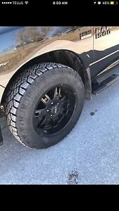 "20"" Tire Package"
