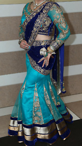 Indian Saree's, Lenghas, Suits and Gowns for Rent