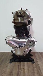 Norton Engine Stand Commando Atlas Dominator
