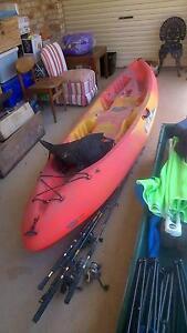 Kayak, Malibu Two Mount Annan Camden Area Preview