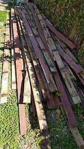 FREE USED DECKING WOOD Thornleigh Hornsby Area Preview