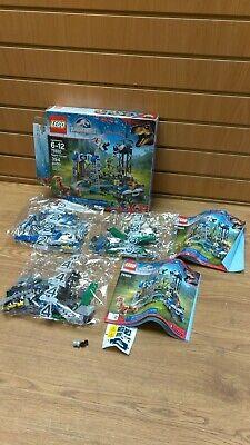 LEGO Jurassic World 75920  Raptor Escape *READ*