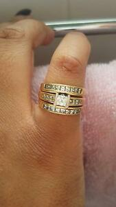 18k engagement ring set Spring Farm Camden Area Preview