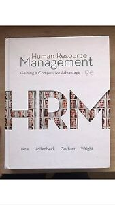 Human Resource Management Textbook Wilberforce Hawkesbury Area Preview