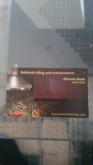 Tiling and maintenance