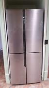 Hisense 512 litre fridge / freezer - as new Thoona Benalla Area Preview