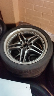 holden commodore mag wheels