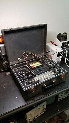 Vintage Simpson Model 555 Vacuum Tube Tester. Great Condition. For Repair
