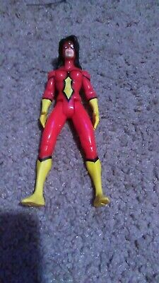 Spider Man Jessica Drew (The amazing​ Spider-Man spider woman figure Jessica Drew)