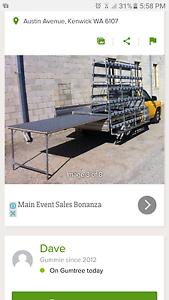 Wtb glass ute/truck/racks Croydon Maroondah Area Preview