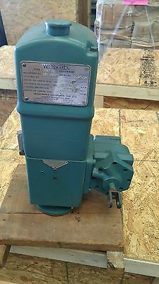 Woodward Governor Pg-pl 8553-645 For Large Engine Generator Or Turbine Reduced