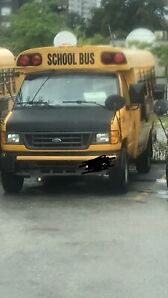School bus for sale in good condition.
